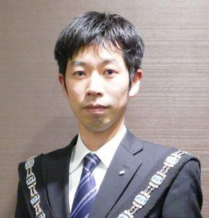 公益社団法人 山形青年会議所 第62代理事長 武田靖裕